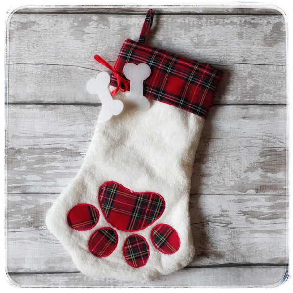 Christmas Stocking for the Family Pet