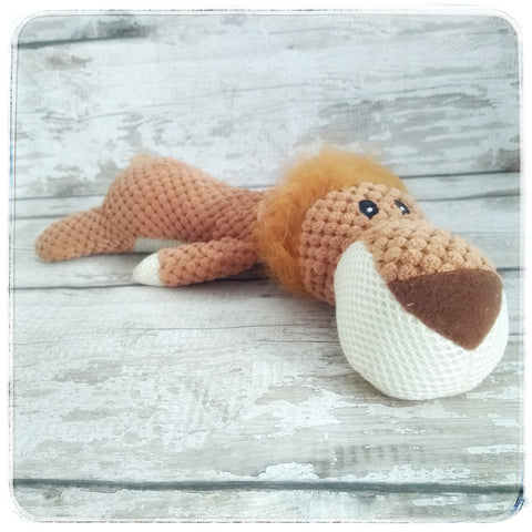 Lionel The Lion Pet Toy