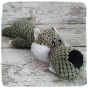 Wolfgang the Wolf Pet Toy