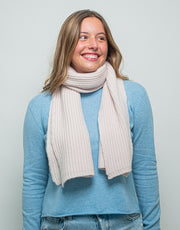 Bomber Scarf in Aura