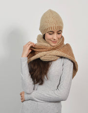 Loop Knit Scarf
