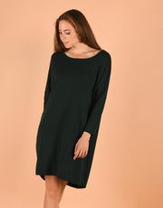 Tee Dress in Black