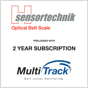Sensortechnik Optical Belt Scale