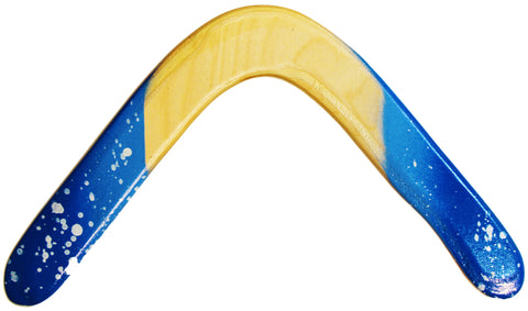 The Throwback Boomerang - BONUS: Includes FREE Indoor Boomerang!