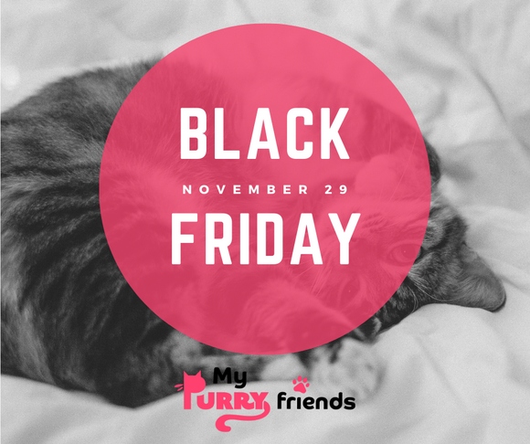 Black Friday - My Purry Friends