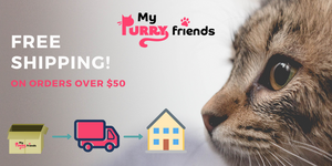 My Purry Friends - Free shipping on orders over $50!