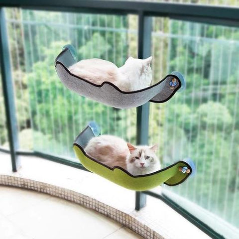 Cat Hammock Window Bed - My Purry Friends