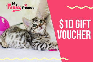 Gift Card-Gift Card-My Purry Friends-My Purry Friends