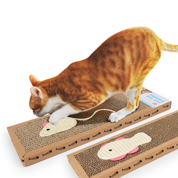 Cat Scratch Board Mat - Accessories - My Purry Friends - Online shop for everything your cat wants.