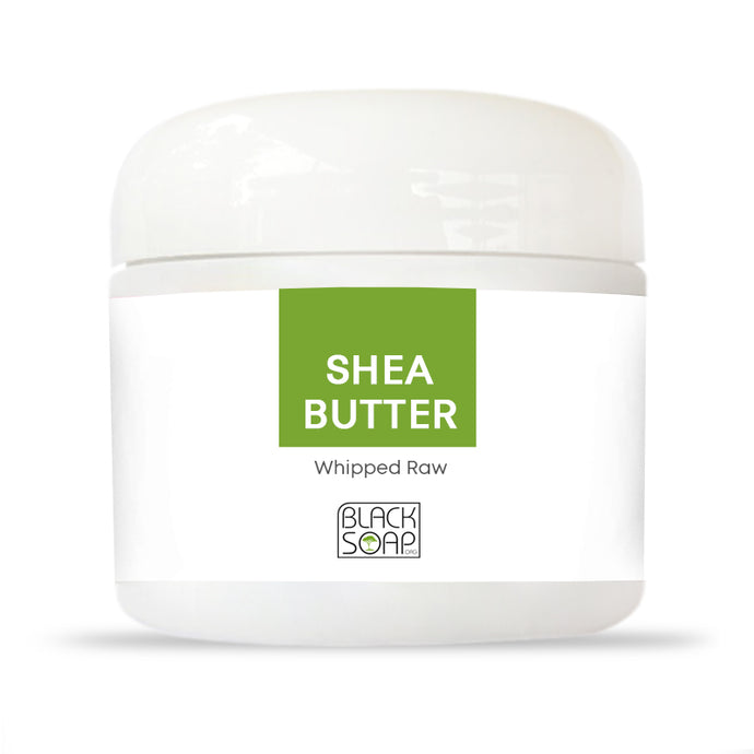 Raw Whipped Shea Butter - Free Offer 4oz