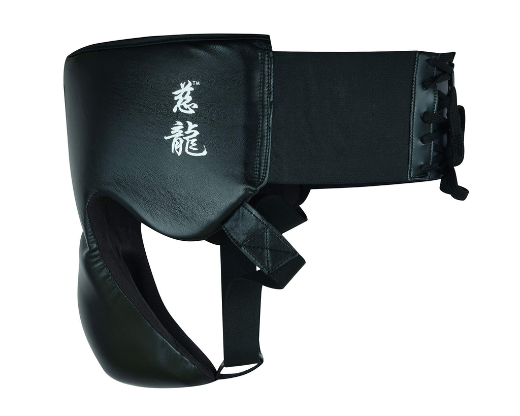 MIRARI® Premium Leather Pro Boxing Groin Guard