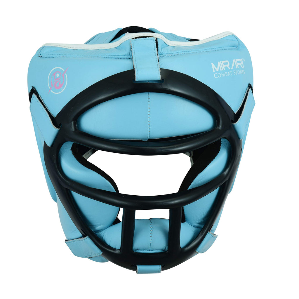 MIRARI® Head Guard with Face Shield
