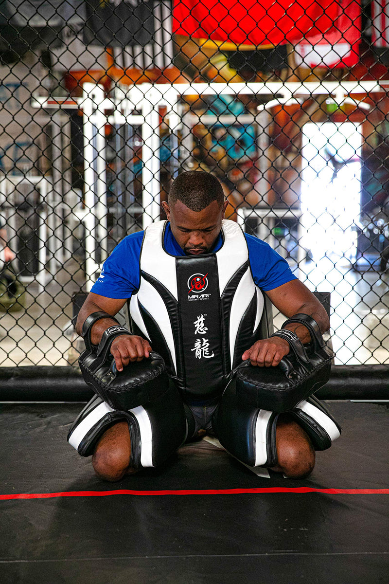 MIRARI® Boxing Body Protector Lightweight Version