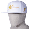 MIRARI® // Divine Warrior® Collection, White Gold Hat