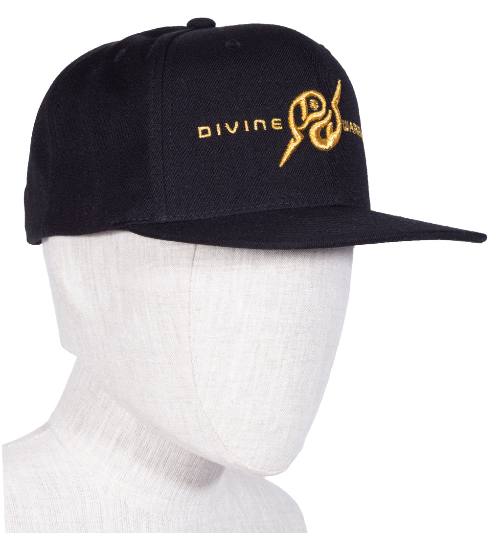 MIRARI® // Divine Warrior® Collection, Black Gold Hat