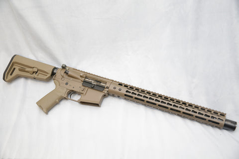 Noveske - Infidel Complete Upper on Red Jacket Firearms Lower FDE
