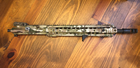 Knight's Armament Daniel Defense Multicam Upper