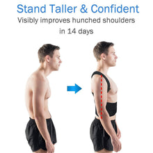 Load image into Gallery viewer, Back Bone Posture Corrector