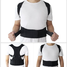Load image into Gallery viewer, Adjustable Magnetic Posture Corrector ~ BACK BONE POSTURE