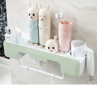 Rabbit Honey Bunny ToothBrush Box ~ TEETH PANDA