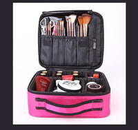Best Makeup Bag & Cosmetic Travel Organizer