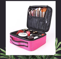 Makeup Bag & Cosmetic Travel Organizer ~ THE FASHION POP