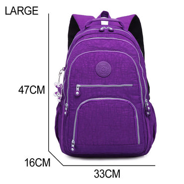 Bag Fashion Women Backpacks Schoolbag