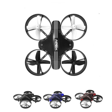 Mini Drone Dron Remote Control Quadcopter Altitude Hold Headless Mode Drones