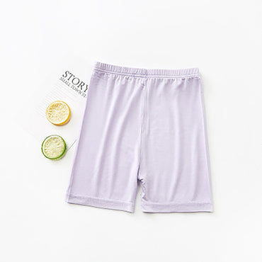 Girl Soft Cotton Fashion Dance Shorts