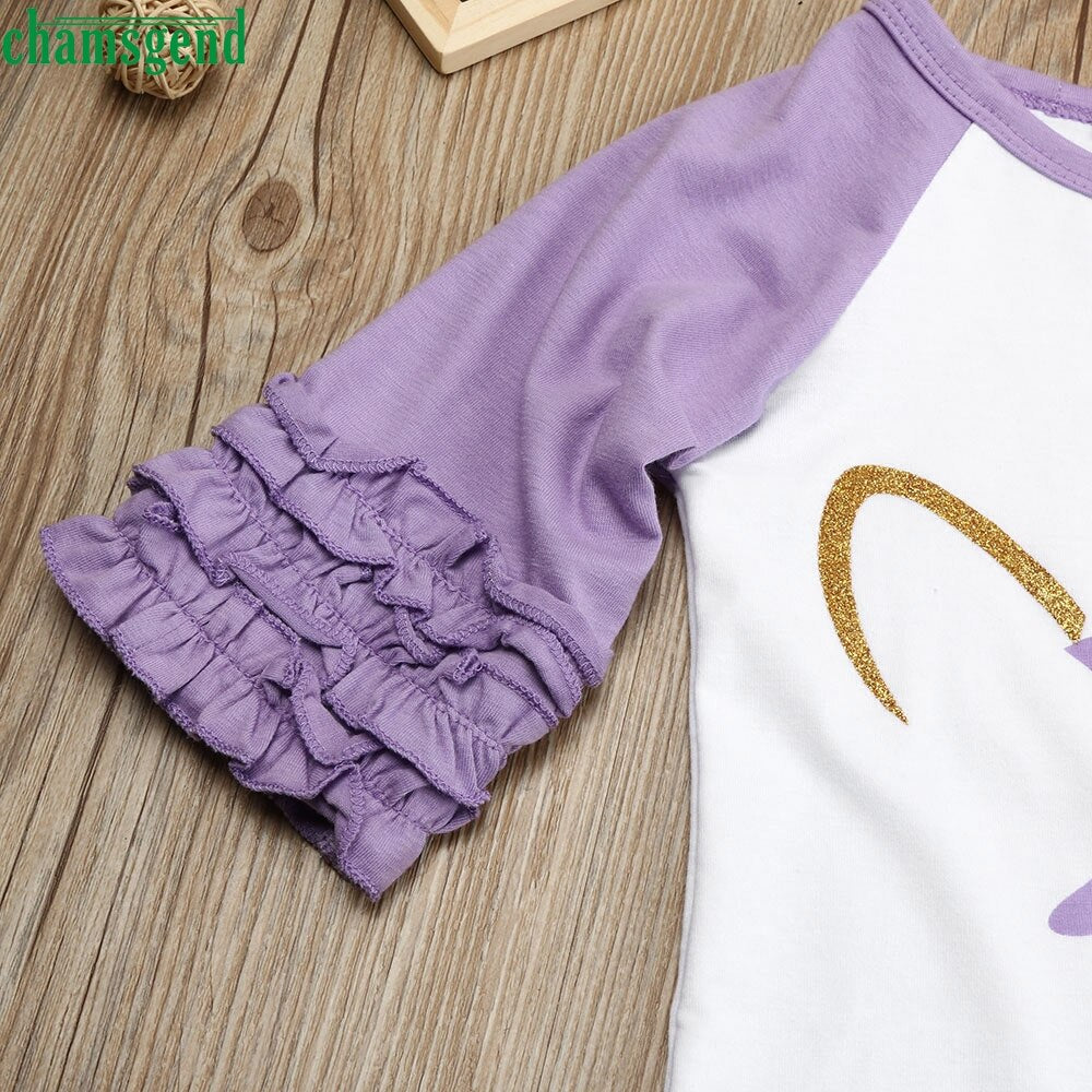 Fashion Girls Splice Long Sleeve Cotton Blouse