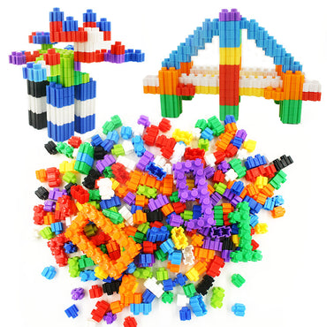 Building Blocks Bricks Set Creator City Model Educational Toy