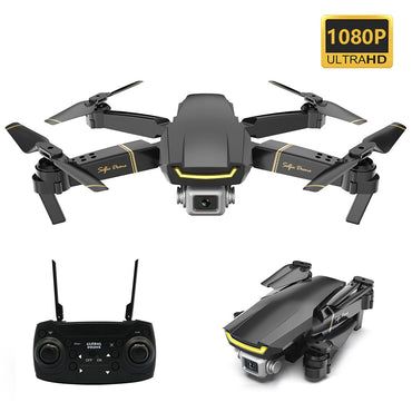 Drone with 1080P Camera HD Wifi FPV Gesture Photo Video Altitude Hold Foldable