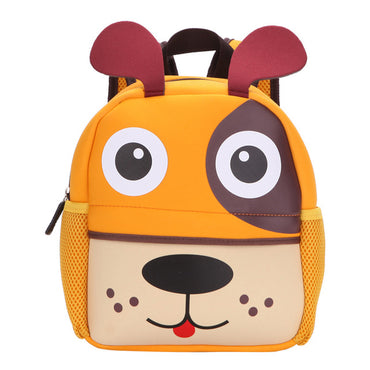 New 3D Children School Bags for Girls Boy Children Backpacks