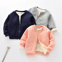 Autumn Winter Baby  Jacket Boys Coat