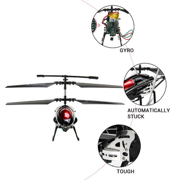 Original RC Helicopter 3.5CH Radio Control Helicopter