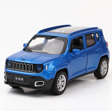 1:32 Toy Car Jeep Renegad Metal Toy Alloy Car Diecasts & Toy Vehicles Car