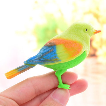 1pc Kids Mini Bird Interactive Electronics Toys