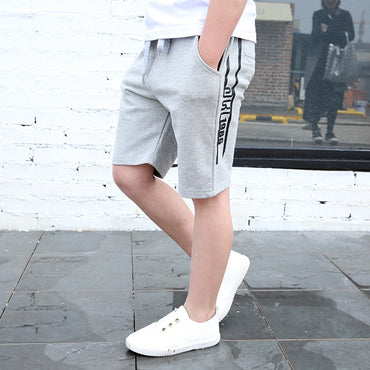 New Arrival Kids Boy Cotton Casual Shorts