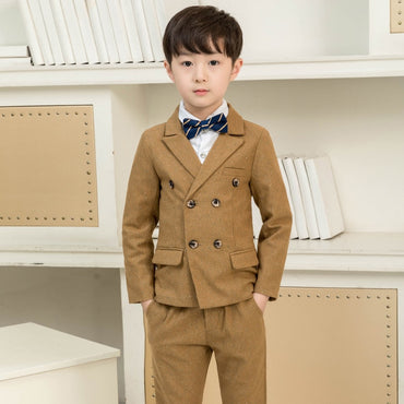 Baby Boy Costumes Summer Suit For A Boy Baptism