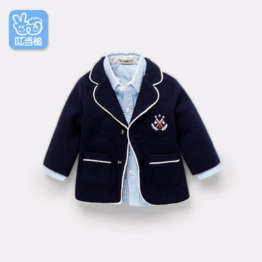 spring and autumn boys suits for weddings baby boy suit