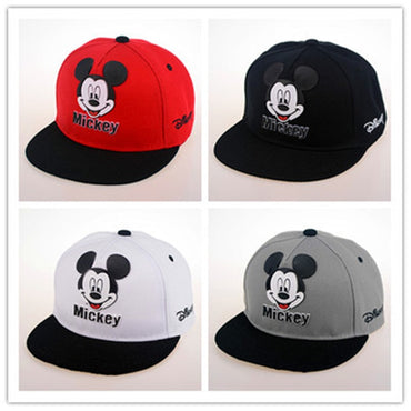 Cartoon Mickey Sun Baseball Cap Boy
