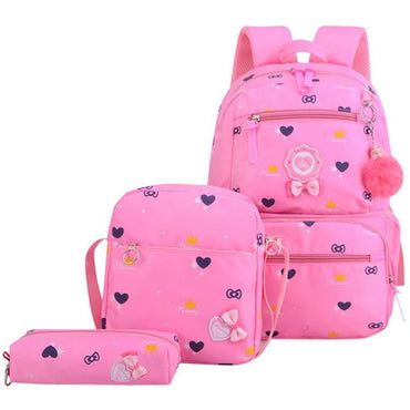 Teenager Schoolbag Fashion School Backpacks