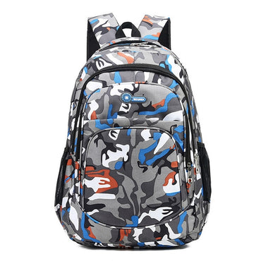 Waterproof School Bags Girls Boys Children Backpack Book Bag