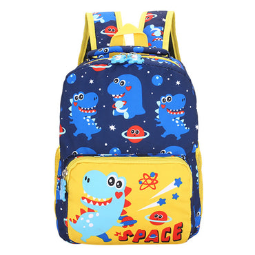 New 3D Animal Cartoon Dinosaur Animal Backpack Cute Kid Toddler School Bag