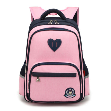 Children School Bags Primary Backpacks Boys Girls Satchel Schoolbag