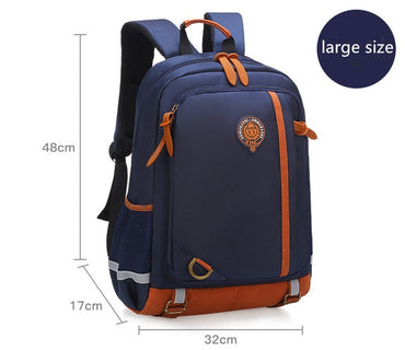 Schoolbags Waterproof  Backpacks
