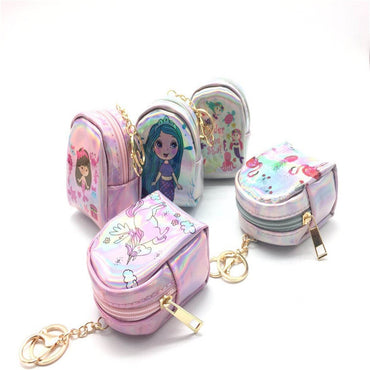 wallet small cute gift  monnaie holder key money bag