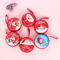 Christmas Kid Gift Santa Claus Coin Purse
