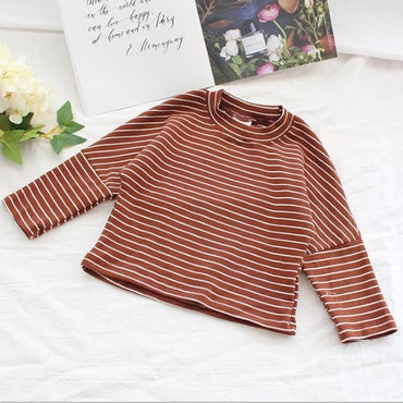 Newborn New baby T Shirt Cotton Clothing Autumn Fall Winter