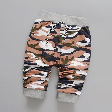 Baby Fashion Camouflage Pants